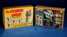 1952 Mr. Potato Head Game