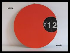 IPA Calendar by Halm, Germany Perpetual Calendar, Space Age, 1970s, Wall, Ipa, Numbers, Germany, Day Planners, Calendar