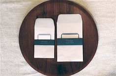 Classiky 5 Quality Labeled Glassine Envelope Set. by niconecozakkaya on Etsy