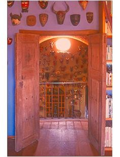 Mexican Architecture and Interiors, Hacienda Architecture, Spanish Colonial Antiques
