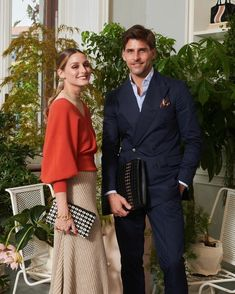 Olivia Palermo Lookbook, Olivia Palermo Style, Stylish Couple, Milan, High Fashion, Suit Jacket, Spring Summer, Chic, Unique
