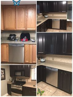 √ Lovely Kitchen Cabinets Makeover Stain General Finishes | Kitchen Design √ Lovely Kitchen Cabinets Makeover Stain General Finishes | Kitchen Design<br> √ Kitchen Cabinets Makeover Stain General Finishes. Lovely Kitchen Cabinets Makeover Stain General Finishes. Kitchen Makeover In Espresso Water Based Stain