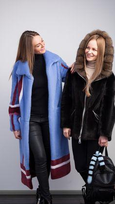 Stylish long coat ideas for women Long Winter Coats, Winter Jackets, Stylish Outfits, Light Blue, Ideas, Women, Fashion, Dapper Clothing, Classy Outfits