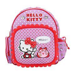 Σακίδιο Νηπιαγωγείου Hello Kitty