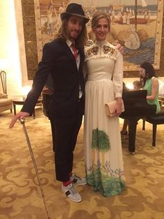 Peter Sagan: I think this is the appropriate attire for the UCI gala in Abu Dhabi. Don't you agree?