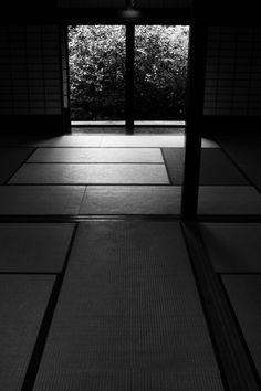 Japanese traditonal tatami room