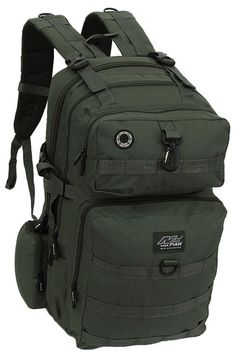 Mens Large 21' Military Style Tactical Gear Molle Hydration Ready Backpack Bags -- For more information, visit now : Hiking backpack