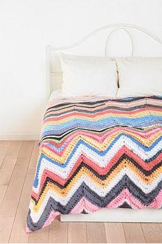Crochet Blanket Tapestry