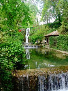 Balchik European Countries, Bulgarian, How Beautiful, Waterfall, Vacation, Mountains, Country, Wedding Gowns, Travel