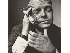 Truman Capote (1 of 2), New York, 1965 http://www.vogue.fr/culture/a-voir/diaporama/irving-penn-exposition-au-palazzo-grassi-a-venise/18696/image/999431#!truman-capote-1-of-2-new-york-1965