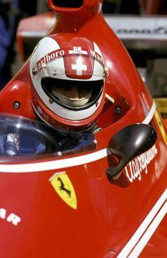 Clay Regazzoni Ferrari - 1974 - Zandvoort