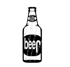 Download Beer, Bottle, Opening, Alcohol, Silhouette,SVG,Graphics ...
