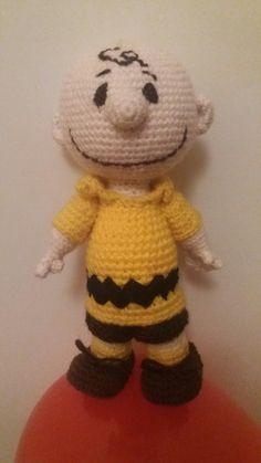 Charlie Beown crochet