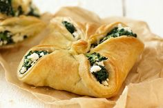 Spinach and Feta Appetizers Image 1