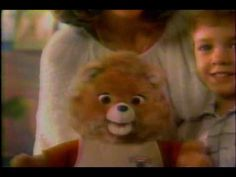 Be Honest, how many of you had or wanted a Teddy Ruxpin year? 80 Toys, Kids Toys, Teddy Ruxpin, Teddy Bear, Mystical Forest, Vintage Tv, Cartoon Shows, 90s Kids, Tv Commercials