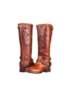 6ad565412 Veronica zip back Frye Boots are my favorite boots of all time. So amazing  Wide