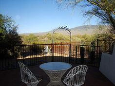 Elegant Hacienda: Charm, Comfort and Quality, close to town, 4 acres on Ntl Pk Vacation Rental in Tucson from Private Pool, Home And Away, Tucson, Acre, Swimming Pools, Spa, Deck, Vacation, Elegant