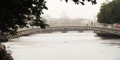 Ha'penny Bridge Dublin, Bridge, City, Bridges, Cities, Attic, Bro