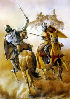 Civil war between an Imperial army from Italy sent by Frederick II and lbelin forces from the Kingdom of Jerusalem