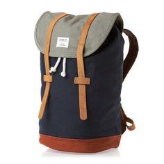Sandqvist Stig Multi Blue/Grey #backpack