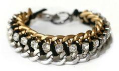 pretty diy bracelet