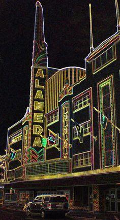 Alameda Theatre in San Antonio, Texas