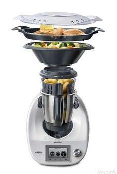 Il varoma: cos' è Il varoma è un accessorio in dotazione del bimby, il noto robot da cucina multi-funzione. Grazie a questo accessorio, composto da contenitore, vassoio e coperchio,
