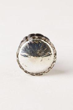 Simmered Glass Knob - anthropologie.com