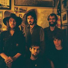 Fleet Foxes- Pretty much my favorite band to listen to, no matter what mood I am in.