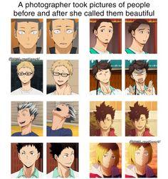 Só eu acho que Oikawa reagiria mais tipo: Duurr, this is obvious :v