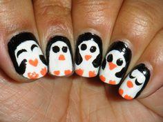 For my little penguin fan!  :)