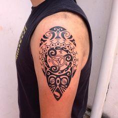 Hola a tod@s aquí les dejo uno de los muy pocos #maoritattoo que hago a base de plantilla! Espero les guste #tattoo #tattoo #tattooed #tattooink #tattooist #tattoomaori #maorie #blackworktattoo #blacktattoo #followshoutoutlikecomment #tattoolife #followfollowfollow #follow #instaink #instattoo #instalike #inklove #ink #igers #inked #inking #inklife #zetaescalante #tatuajes #inkaddict