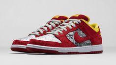 "Rukus Board Shop x Nike SB Dunk Low ""Crawfish"" - EU Kicks: Sneaker Magazine"