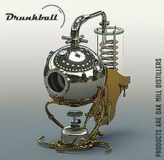 Essential Oil Distiller, Essential Oils, Whiskey Distillery, Brewery, Homemade Alcohol, Moonshine Still, How To Make Oil, Pot Still, Design Basics
