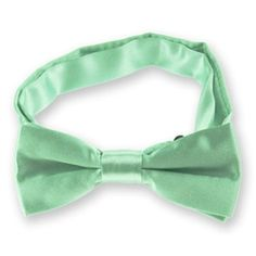 Boys' Seafoam Bow Tie, $4.95. Fits kids 1- to 10-years old.