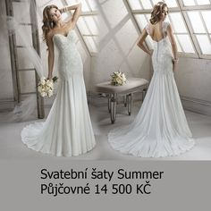 Svatební šaty Summer #svatebnisaty #svatba #svatby #svatebnisalon #svatebnistudio #saty #MaggieSottero #nevesta #satypronevestu