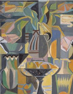 Nature morte, André Lhote. French (1885 - 1962)