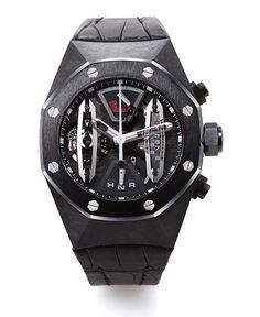 """The Audemars Piguet """"Royal Oak Concept"""" carbon tourbillon chronograph (Ref. 26265 FO)"""