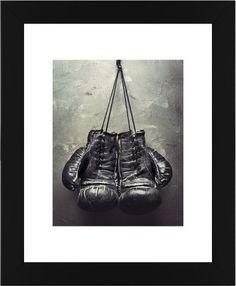 Poster - Boxningshandskar 30 x 40 cm 300 Movie, Wall Art Prints, Framed Prints, Boxing Gloves, Shutterfly, Single Piece, All Black Sneakers, Art Decor, Beautiful Homes