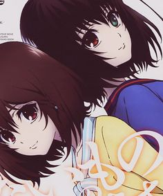 Cute Mei Misaki. I want to be this cute too~ x'D