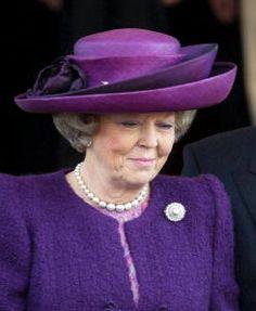 Birthday of Princess Beatrix | Royal Hats