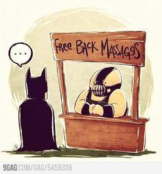 Free Back Massages