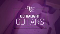 The Enlightened Collection by Michael Kelly is a selection of guitars designed to be under 6 pounds. In this video you learn how through thoughtful design an. Michael Kelly, Guitar Design, Electric Guitars, Thoughts, Learning, Studying, Teaching, Onderwijs, Ideas