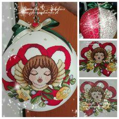 Palla natalizia Thun