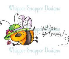 hat bee birthday