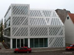 Headquarter of the German Federal Cultural Foundation in Halle (Saale), Germany Saxony Anhalt, Rhineland Palatinate, Halle, Lower Saxony, North Rhine Westphalia, Bavaria, Foundation, Germany, Culture