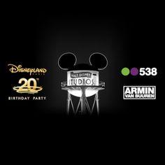 Radio 538 presents ASOT from Disneyland Paris - Sold out! Radio 538, Armada Music, A State Of Trance, Live Set, Armin Van Buuren, Walt Disney Studios, Disneyland Paris, Tv On The Radio, Presents
