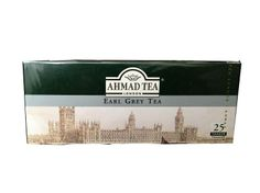 Ahmad Tea Early Grey 25'li Çay Paketi