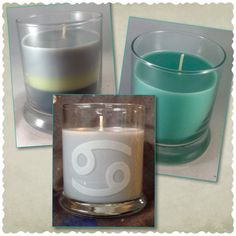 A personal favorite from my Etsy shop https://www.etsy.com/listing/235669402/ships-free-cancer-zodiac-candles-green