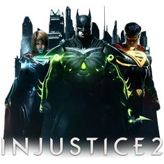 Injustice 2 - png